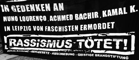Rechts motivierte Morde in Leipzig – Ein Überblick