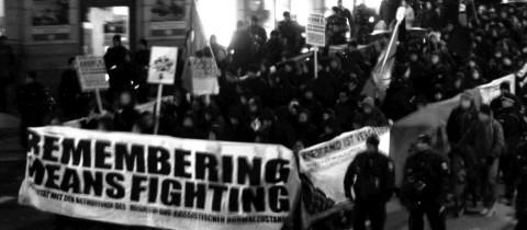 Rechte Gewalt konsequent bekämpfen + Bezahlbares Wohnen ermöglichen +