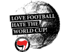 Leipzig: LOVE FOOTBALL – HATE THE WORLD CUP! – Kundgebung am 16.06. in Connewitz