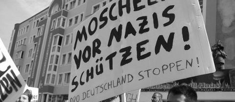 """Redebeitrag auf der Demo """"Refugees welcome"""" am 24.5.2014"""