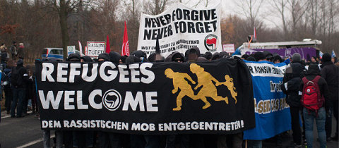 08. November Bautzen: Rassistischer Hetze entschlossen entgegentreten