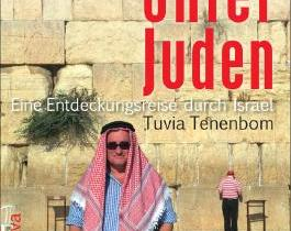 """9.12. 20Uhr Conne Island: """"Allein unter Juden"""" Lesung mit Tuvia Tenenbom"""