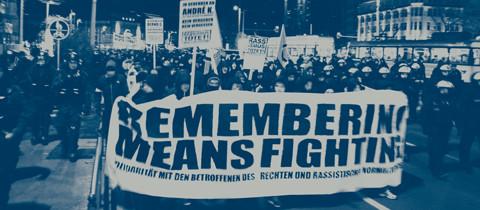 Demo 28.3.: Kamal K. von Rassisten ermordet! Nazis keine Ruhe lassen!