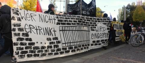 """Veranstaltungen im Rahmen der Kampagne """"Kampf der inneren Sicherheit – Gegen die Innenministerkonferenz 2017 in Leipzig"""""""