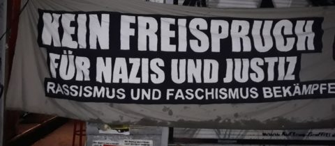 Kundgebung: Kein Freispruch für Nazis und Justiz – Kein Neonaziangriff wird vergessen / Die Zweite!