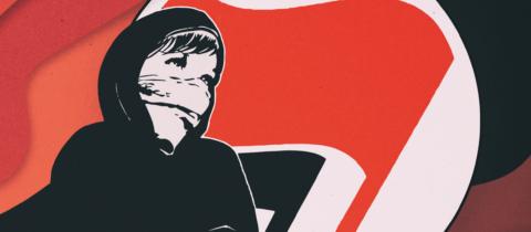 Es passiert nichts Gutes, außer wir tun es! – Für eine antifaschistische Praxis.