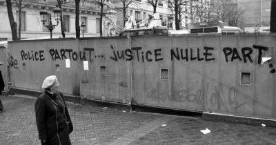 Solidarität muss praktisch werden! Gegen die Polizeigewalt in Frankreich! Police partout, justice nulle part.